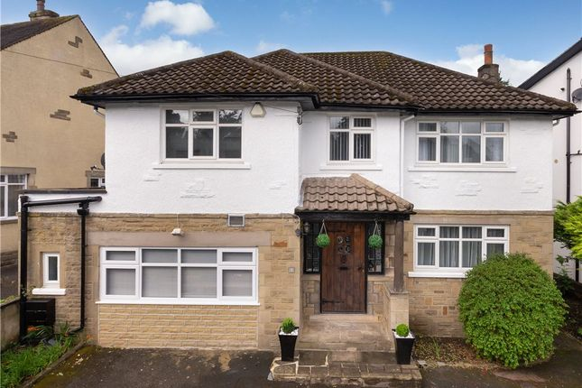 Thumbnail Detached house for sale in Toller Grove, Bradford, West Yorkshire
