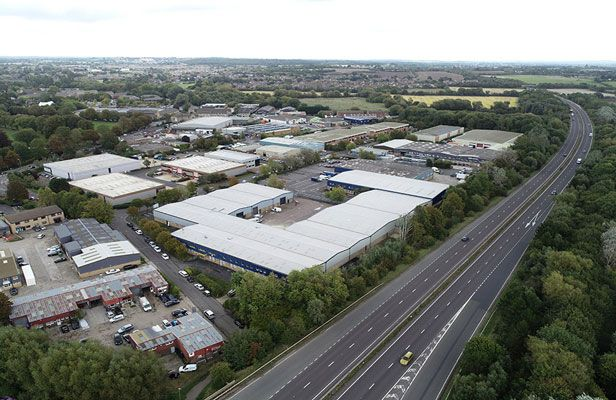 Thumbnail Industrial to let in Witan Park, Witney