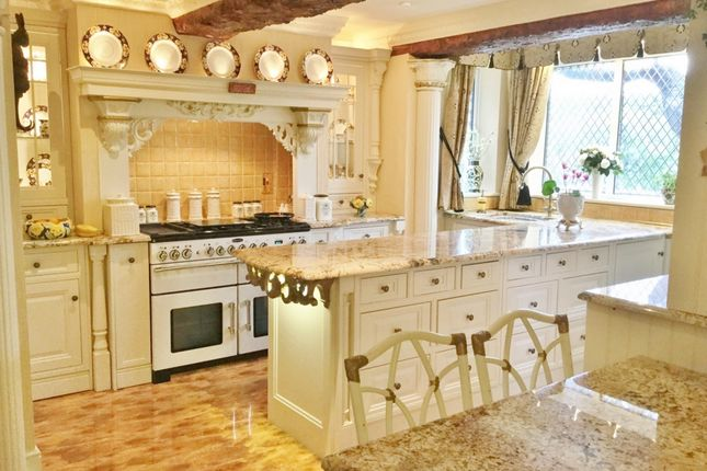 Thumbnail Detached house for sale in Beauvale, Newthorpe