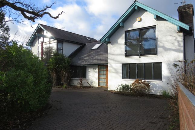 Thumbnail Detached house for sale in Nursery Court, Llwyn Y Pia Road, Lisvane, Cardiff