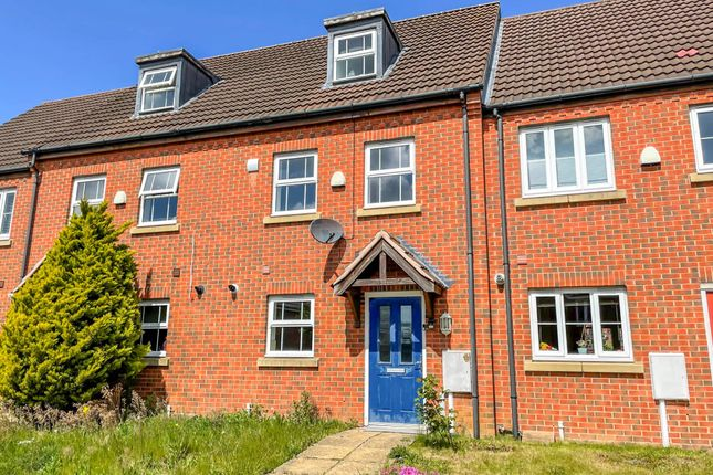 Thumbnail Terraced house to rent in Chapman Road, Wellingborough