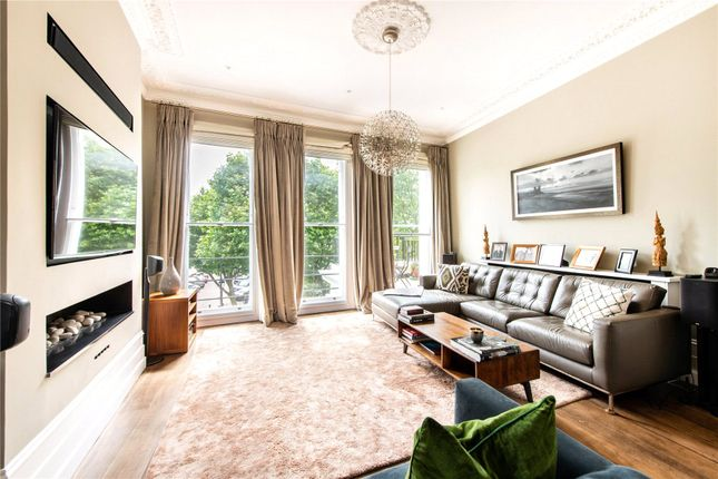 Thumbnail Terraced house for sale in Chalcot Square, Primrose Hill, London