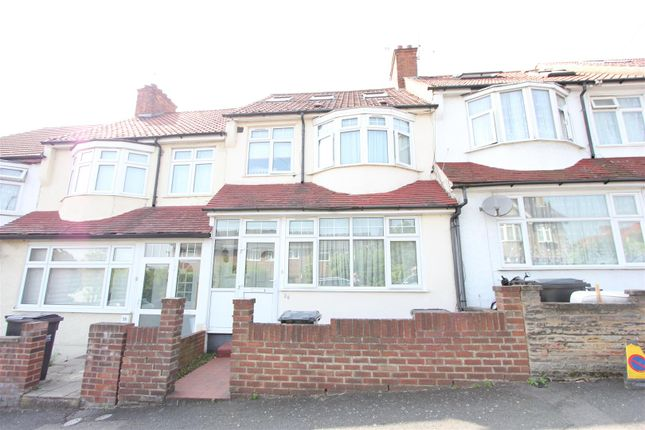 Thumbnail Terraced house for sale in Parry Road, London