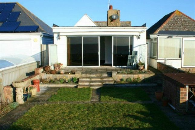 Thumbnail Bungalow to rent in Coast Road, Pevensey Bay, Pevensey