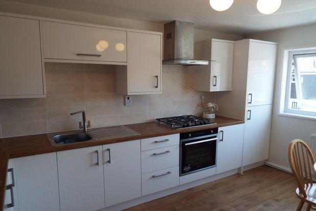 Thumbnail Terraced House To Rent In Cleveland Close Lenton