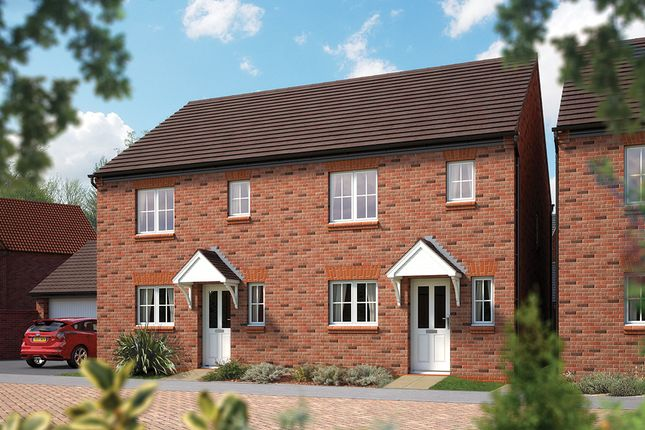 "Thumbnail Semi-detached house for sale in ""The Southwold"" at Edwalton, Nottinghamshire, Edwalton"