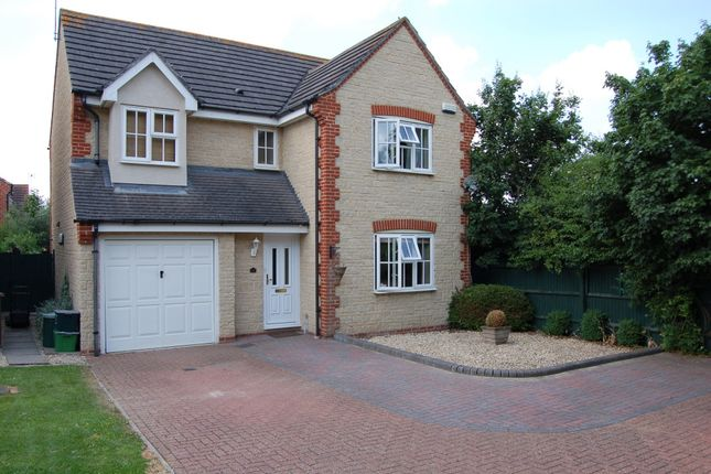 Thumbnail Detached house to rent in Harding Close, Faringdon