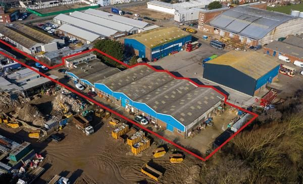 Thumbnail Office for sale in Enterprise Works, Beach Road, Newhaven, East Sussex