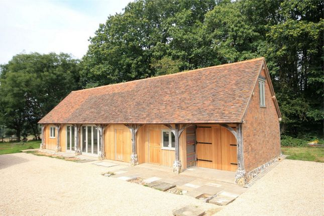 Thumbnail Barn conversion for sale in Aldermaston, Reading, Berkshire