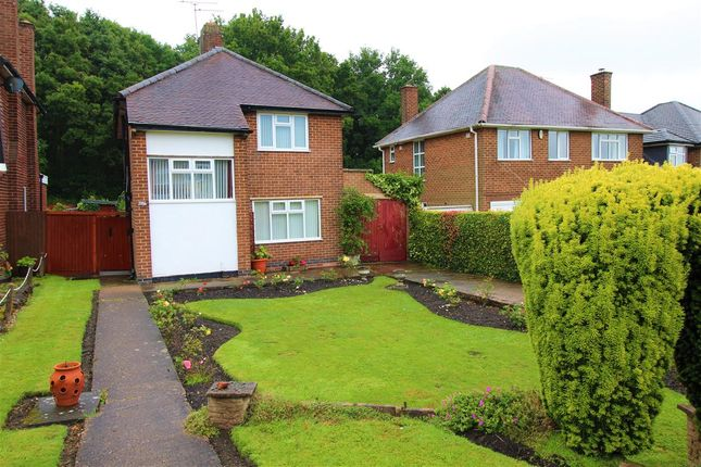 Thumbnail Detached house for sale in St. Wilfrids Road, West Hallam, Ilkeston
