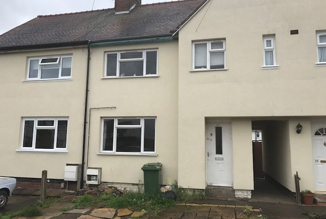 Thumbnail Terraced house to rent in Tryan Road, Coventry
