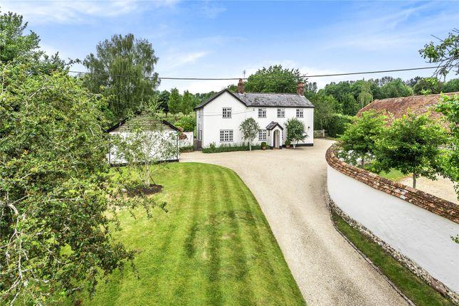 Thumbnail Cottage for sale in Eldon Lane, Braishfield, Romsey, Hampshire