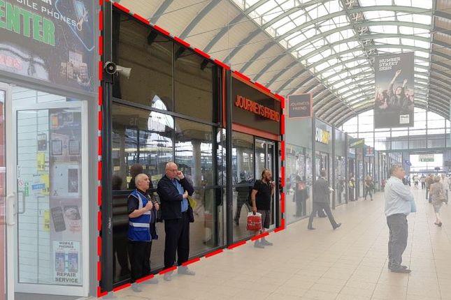 Retail premises to let in Hull Paragon Interchange, Hull