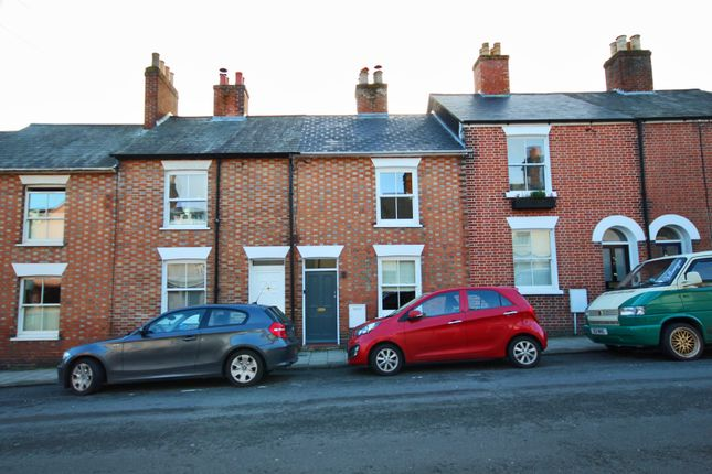 Thumbnail Terraced house to rent in Station Street, Lymington, Hampshire