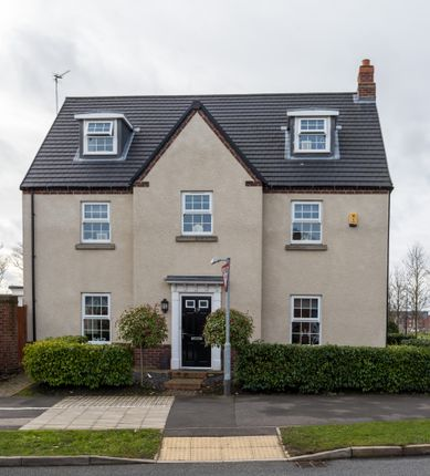 Thumbnail Detached house for sale in Liberty Close, Great Sankey, Warrington