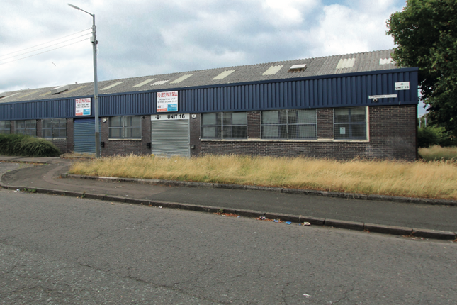 Thumbnail Industrial to let in Spiersbridge Terrace, Thornliebank Industrial Estate, Glasgow