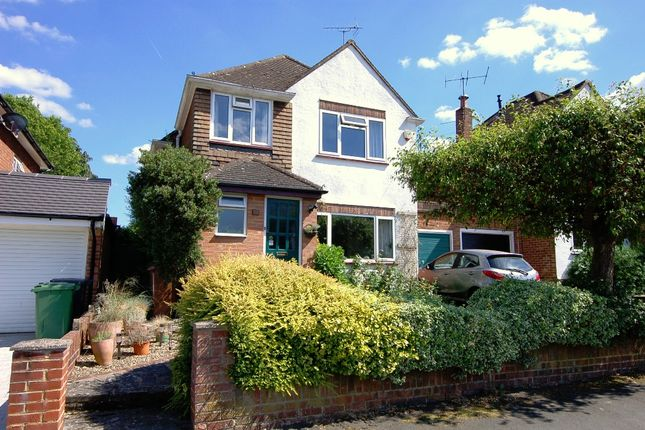Thumbnail Detached house for sale in Cedar Close, Bagshot