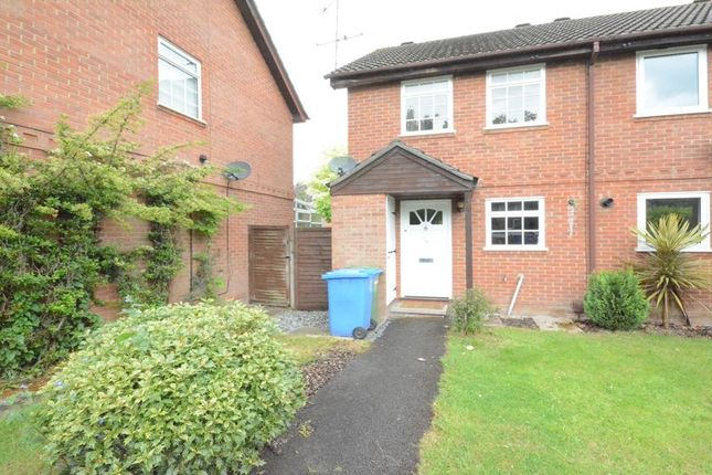 Thumbnail End terrace house to rent in Northampton Close, Bracknell