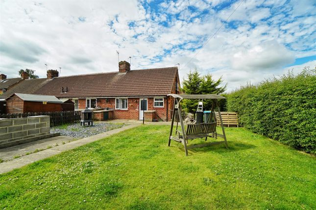 Thumbnail Semi-detached bungalow for sale in Hambleton Place, Thirsk