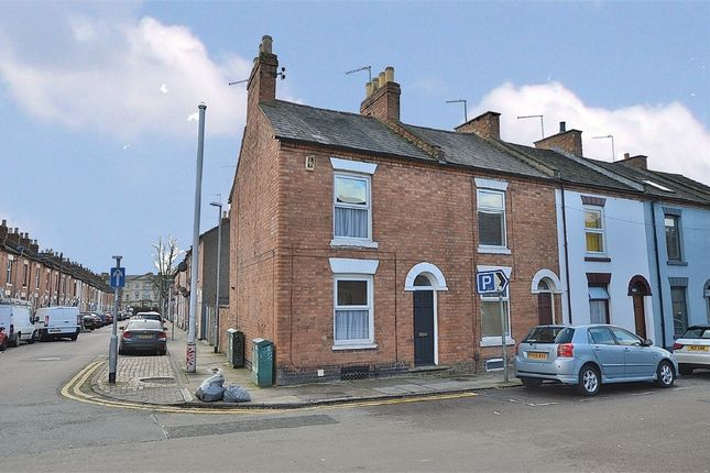 2 bed end terrace house for sale in St Edmunds Road, Abington, Northampton NN1
