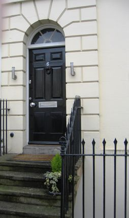 Thumbnail Town house to rent in St James Square, Cheltenham, Gloucestershire