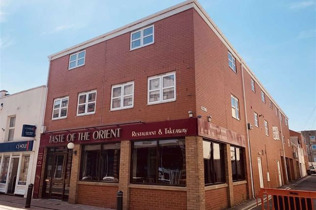Thumbnail Maisonette to rent in George Street, Burnham-On-Sea, Somerset