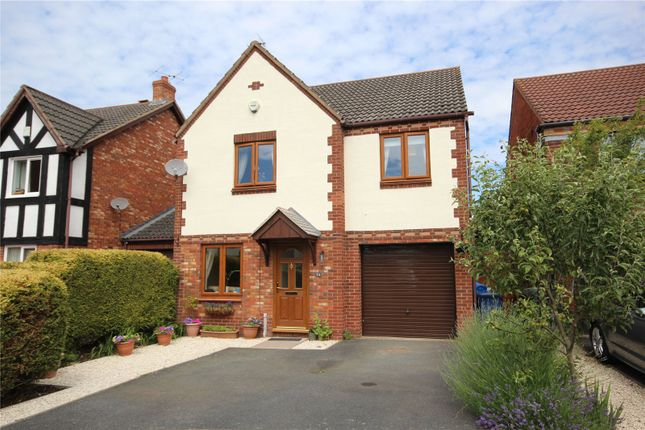Thumbnail Detached house for sale in Graylag Crescent, Walton Cardiff, Tewkesbury, Gloucestershire