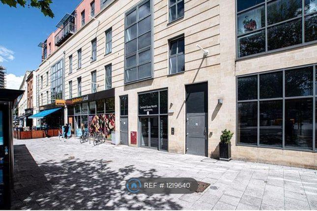 Studio to rent in Central Quay North, Bristol BS1