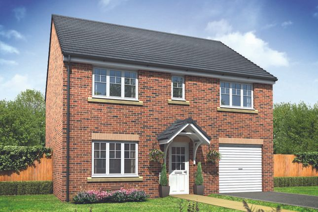 """Thumbnail Detached house for sale in """"The Strand"""" at Barker Business Park, Melmerby Green Lane, Melmerby, Ripon"""