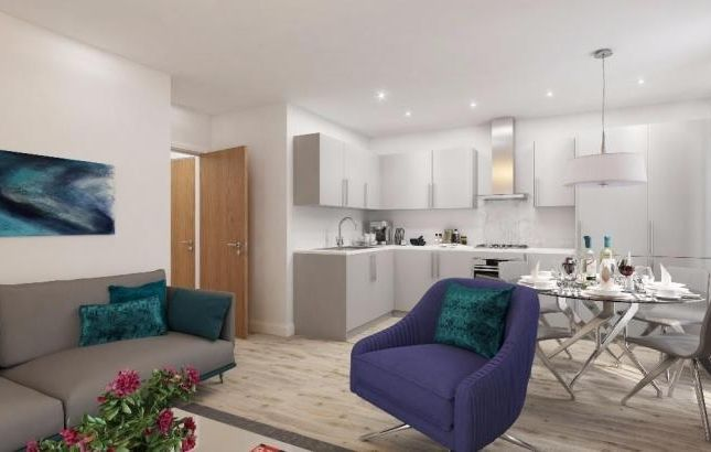 Thumbnail Flat for sale in Lowther Street, York