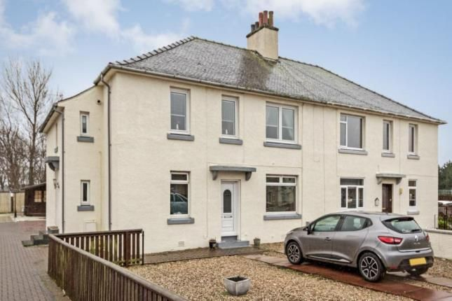 Thumbnail Flat for sale in Mckinlay Crescent, Irvine, North Ayrshire