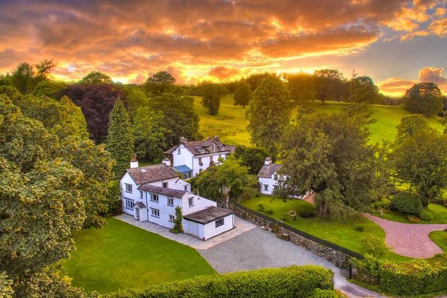 Thumbnail Detached house for sale in Vicarage Lane, Hawkshead, Ambleside
