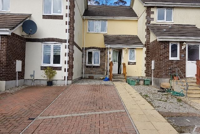 Thumbnail Terraced house to rent in Sampson Close, St Ann's Chapel