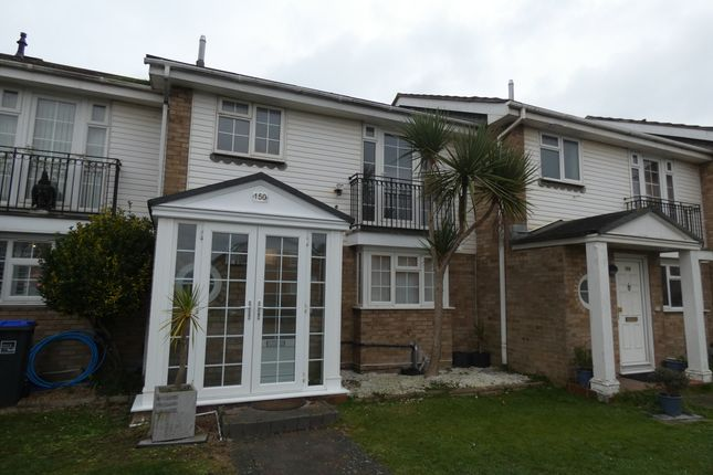 Thumbnail Terraced house to rent in Harbour Way, Shoreham By Sea