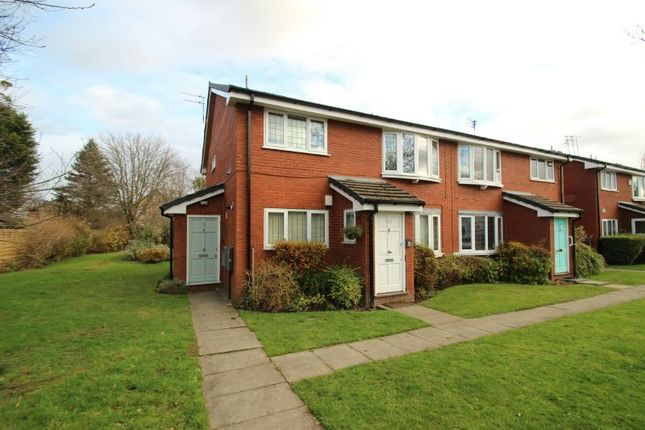 Thumbnail Flat to rent in Cecil Road, Hale, Altrincham
