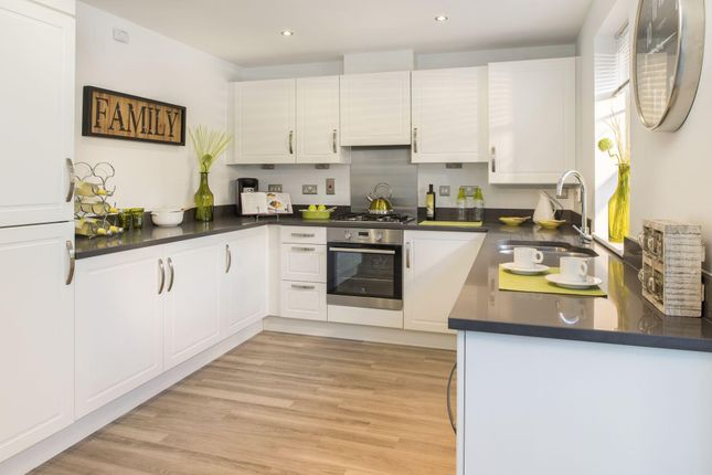"Thumbnail Detached house for sale in ""Kingsley"" at Neath Road, Tonna, Neath"