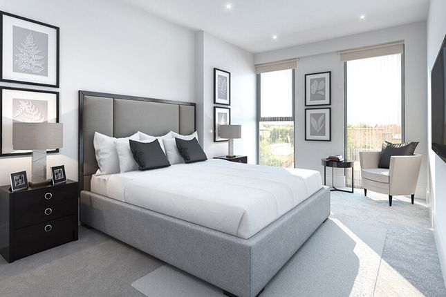 Thumbnail Flat to rent in East Barnet Road, London