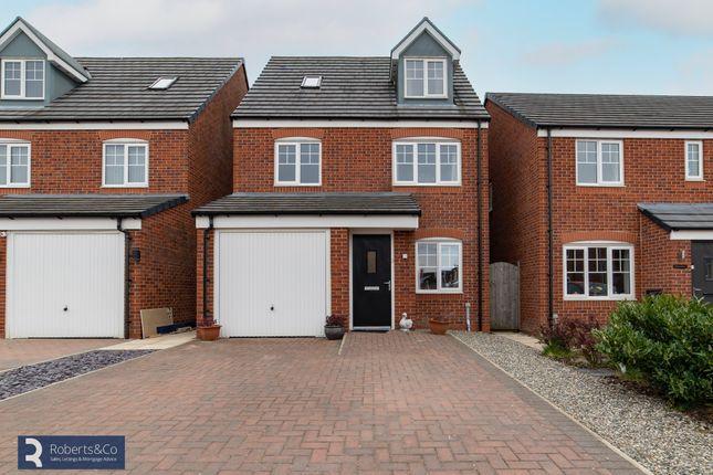 Thumbnail Detached house for sale in Walnutwood Avenue, Bamber Bridge, Preston