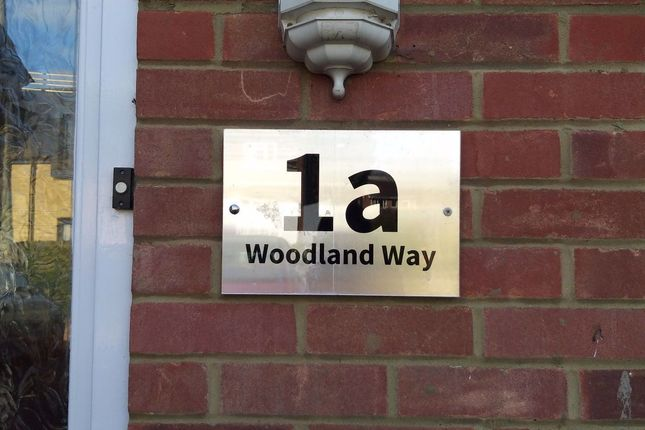 Thumbnail Property to rent in Woodland Way, Canterbury