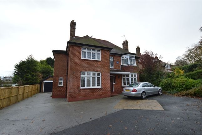 Thumbnail Detached house for sale in 144 Stepney Road, Scarborough, North Yorkshire
