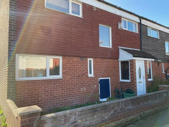 Thumbnail End terrace house for sale in Muttocks Rake, Bootle, Merseyside