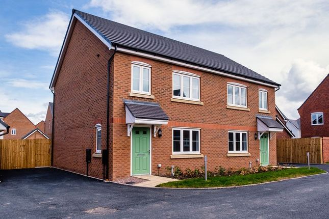 3 bedroom semi-detached house for sale in Haygate Road, Wellington, Telford