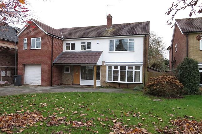 Thumbnail Detached house to rent in Wheathill Close, Leamington Spa, Warwickshire