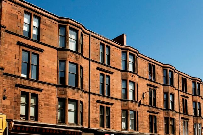 Thumbnail Flat for sale in Sunlight Cottages, Dumbarton Road, Glasgow