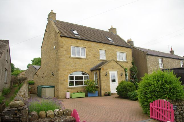 Thumbnail Detached house for sale in Moor Road, Leyburn