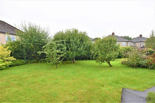 Rear Garden 2 of Lon-Y-Nant, Rhiwbina, Cardiff. CF14