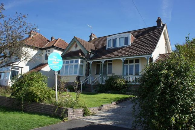 Thumbnail Detached house to rent in Hill View, Henleaze, Bristol