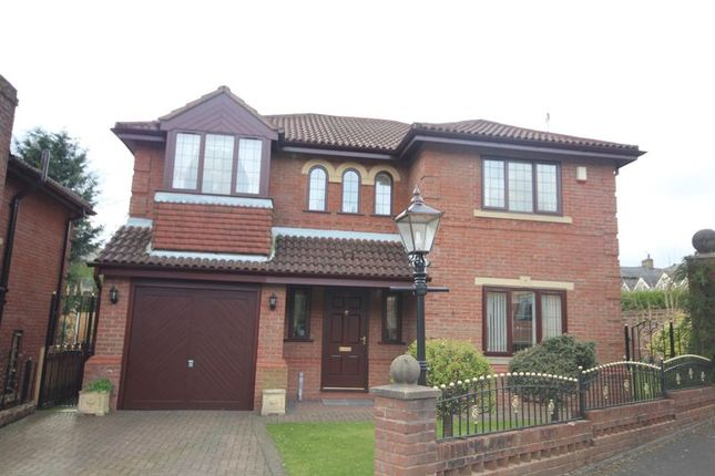 Thumbnail Detached house for sale in Hillkirk Drive, Shawclough, Rochdale