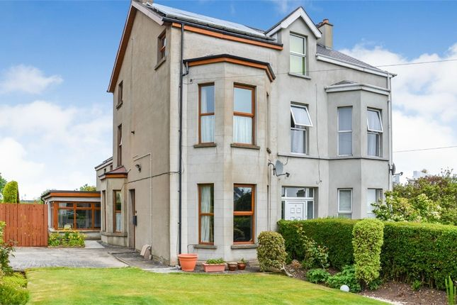 Thumbnail Semi-detached house for sale in Bryansburn Road, Bangor, County Down
