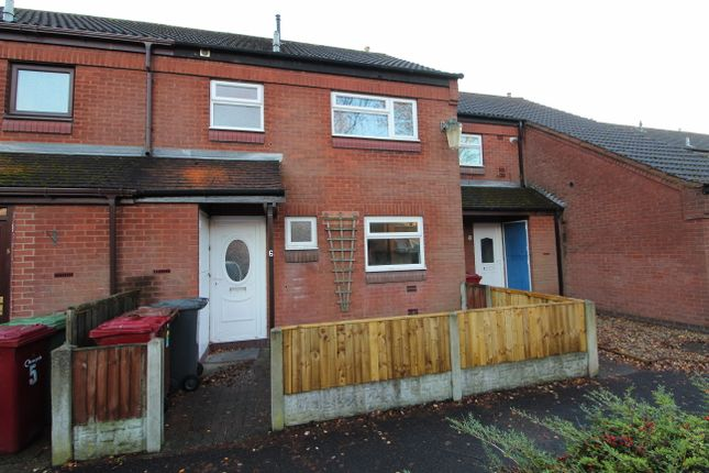 Thumbnail Terraced house to rent in Grassmoor Court, Scunthorpe